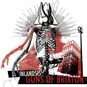 GUNS OF BRIXTON - INLANDSIS CD