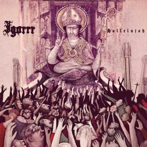 "Igorrr - Hallelujah 2x12"" + CD"