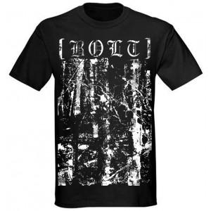 """TShirt - [BOLT] """"Black Metal"""""""