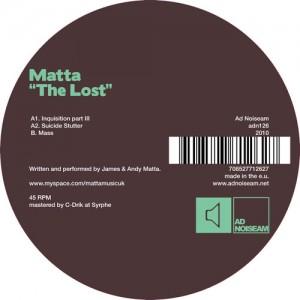 """Matta - The Lost 12"""""""