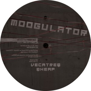 MOOGULATOR / ENZYM SPLIT 12""