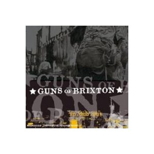Guns of Brixton - in.dub.out CD