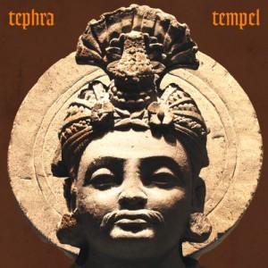 Tephra - Temple CD